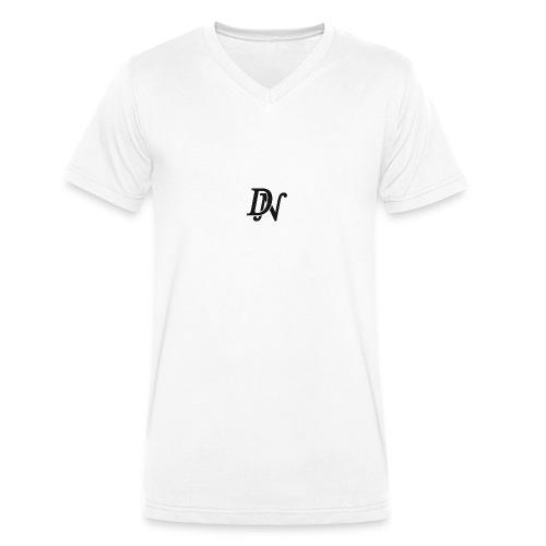 YouTube DaNix - Männer Bio-T-Shirt mit V-Ausschnitt von Stanley & Stella