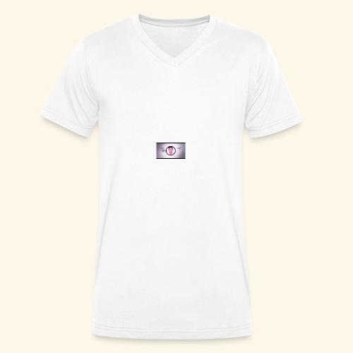 Mascotte YouTube - T-shirt bio col V Stanley & Stella Homme