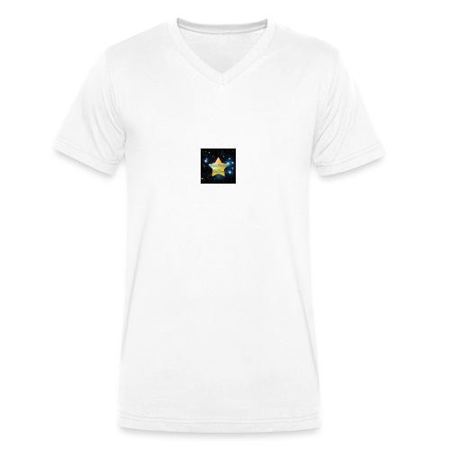 Logo Janvier-Juin 2017 de StarStudio LeLive ! - T-shirt bio col V Stanley & Stella Homme