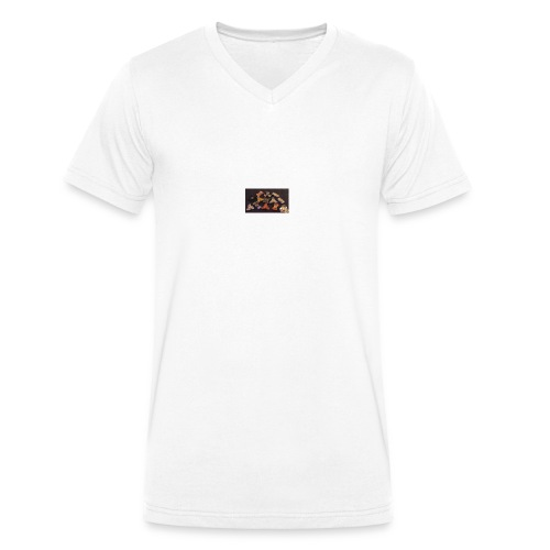 Jaiden-Craig Fidget Spinner Fashon - Men's Organic V-Neck T-Shirt by Stanley & Stella