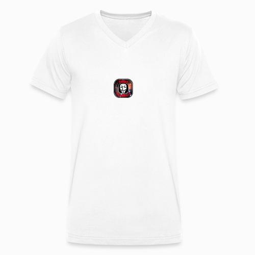 Always TeamWork - Mannen bio T-shirt met V-hals van Stanley & Stella