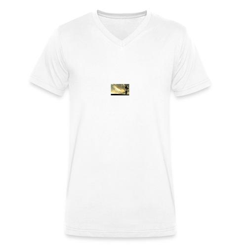 skate - T-shirt ecologica da uomo con scollo a V di Stanley & Stella