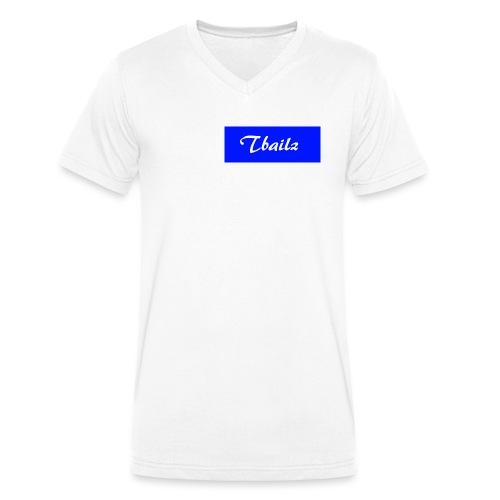 Season 2 - Men's Organic V-Neck T-Shirt by Stanley & Stella