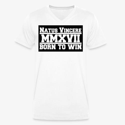 Big Ben - Ekologisk T-shirt med V-ringning herr från Stanley & Stella
