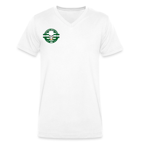 Green brigade - Men's Organic V-Neck T-Shirt by Stanley & Stella