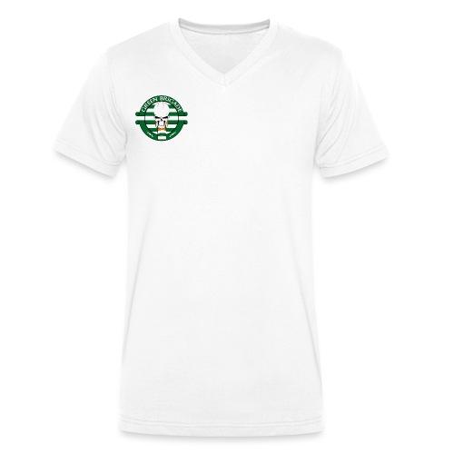 Green brigade - Men's Organic V-Neck T-Shirt by Stanley & Stella