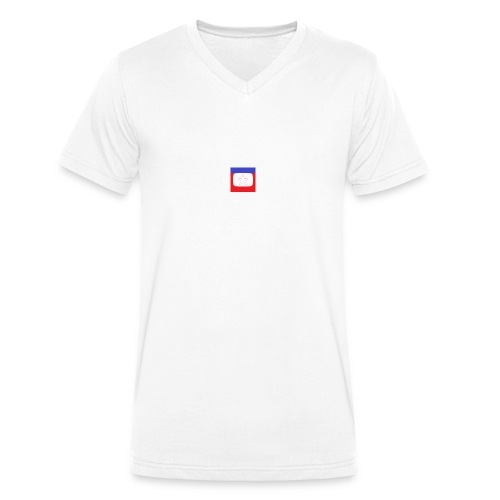 mq1-jpg - Ekologisk T-shirt med V-ringning herr från Stanley & Stella