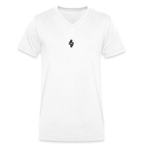 TF Edicion 2.0 - Camiseta ecológica hombre con cuello de pico de Stanley & Stella