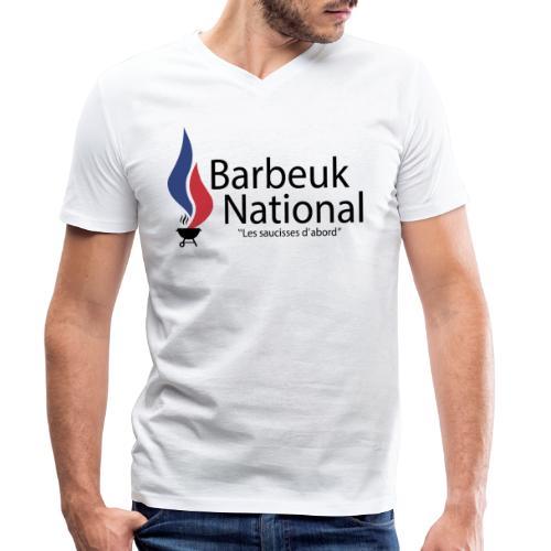 BARBEUK NATIONAL - T-shirt bio col V Stanley & Stella Homme
