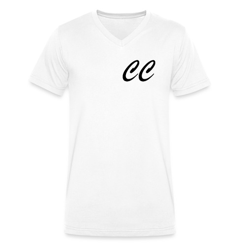 CC Original - Men's Organic V-Neck T-Shirt by Stanley & Stella