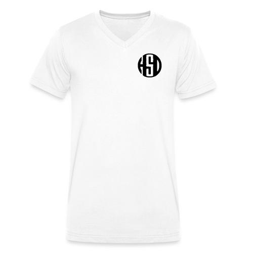 Untitled 5 png - Men's Organic V-Neck T-Shirt by Stanley & Stella