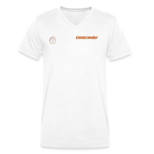 Eidsecondos better diversity - Männer Bio-T-Shirt mit V-Ausschnitt von Stanley & Stella