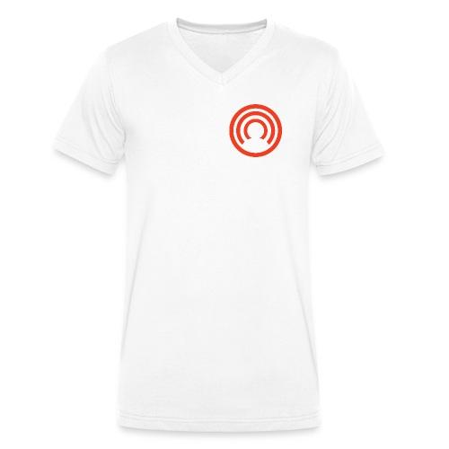 CloakCoin - T-shirt bio col V Stanley & Stella Homme