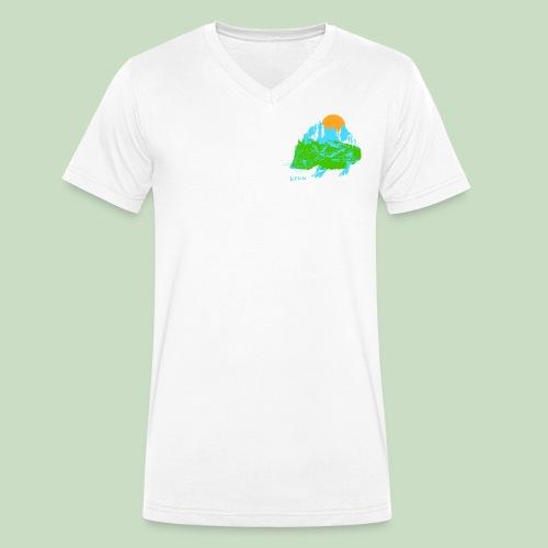 grow - Männer Bio-T-Shirt mit V-Ausschnitt von Stanley & Stella