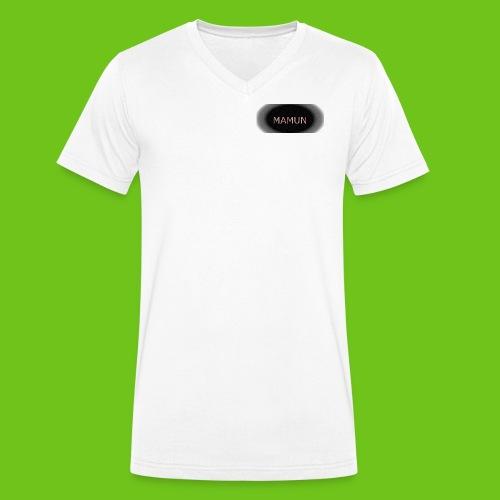 manmun - Økologisk Stanley & Stella T-shirt med V-udskæring til herrer