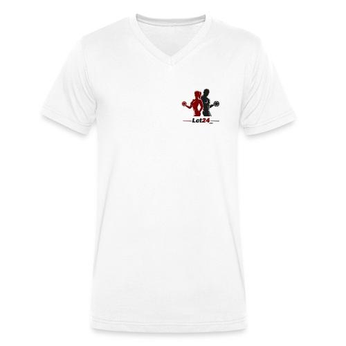 Lct24 - T-shirt bio col V Stanley & Stella Homme