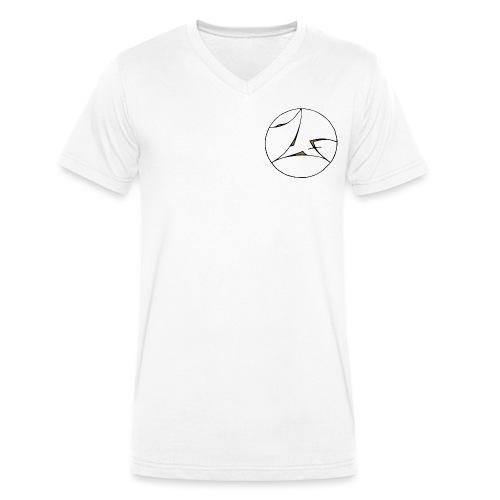 LOGO ZAXOFF - T-shirt bio col V Stanley & Stella Homme