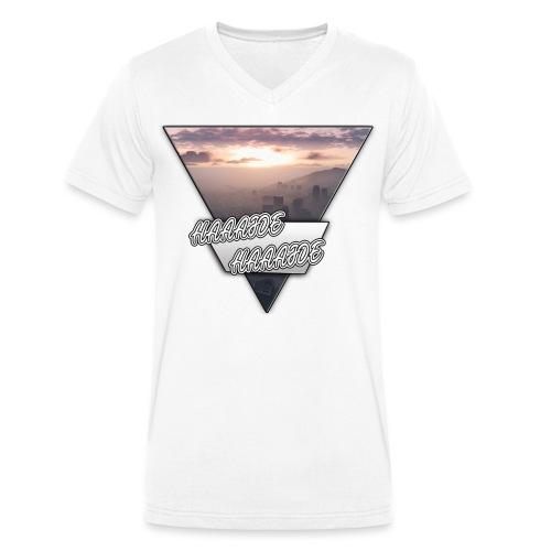 Haajde Mr.Zomix GTA-Hoodie - Männer Bio-T-Shirt mit V-Ausschnitt von Stanley & Stella