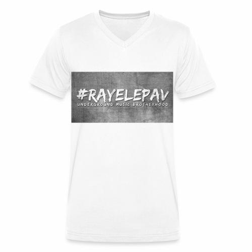 RAYELEPAV GROS MUSIC jpg - T-shirt bio col V Stanley & Stella Homme