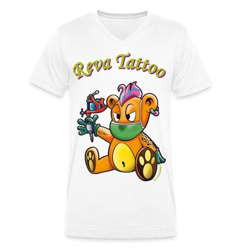 ourscouleur33caudrot2 - T-shirt bio col V Stanley & Stella Homme