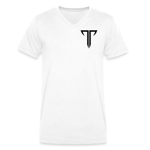 Team Tesero - Männer Bio-T-Shirt mit V-Ausschnitt von Stanley & Stella