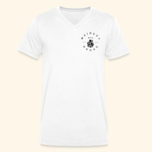 Turn around - Männer Bio-T-Shirt mit V-Ausschnitt von Stanley & Stella