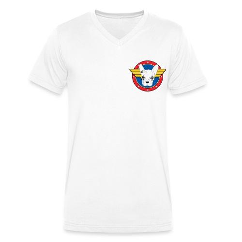 Super frenchie - T-shirt bio col V Stanley & Stella Homme