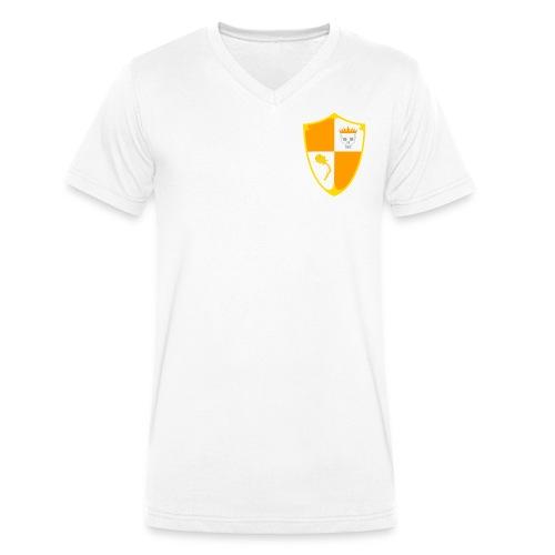 House de ossienne - Men's Organic V-Neck T-Shirt by Stanley & Stella