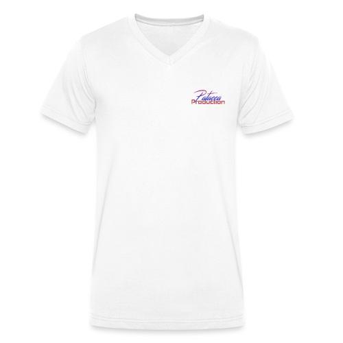 PATACCA PRODUCTION - T-shirt ecologica da uomo con scollo a V di Stanley & Stella