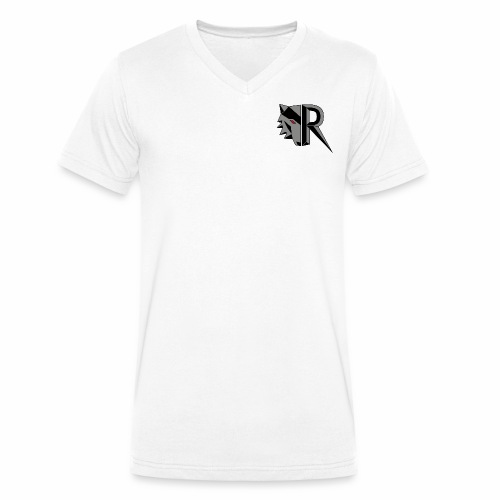 Xepa - Men's Organic V-Neck T-Shirt by Stanley & Stella