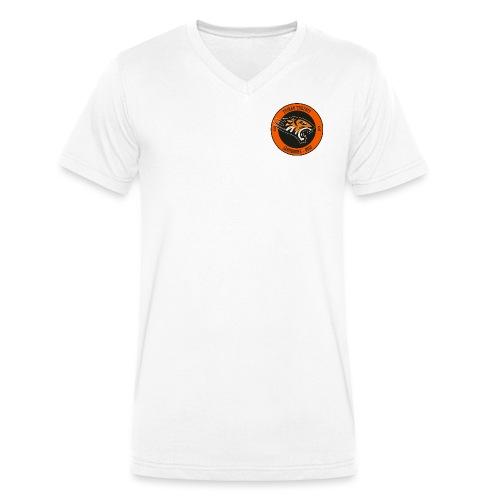 Tuiran Tiikerit, värikäs logo - Stanley & Stellan miesten luomupikeepaita