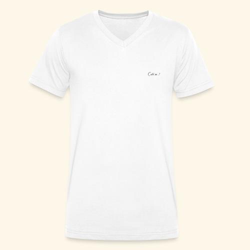 CULÉ VA ! - T-shirt bio col V Stanley & Stella Homme