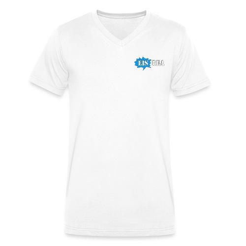 EISBEA-Männer - Männer Bio-T-Shirt mit V-Ausschnitt von Stanley & Stella