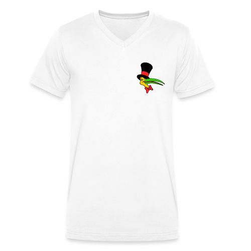 Alter ego (Radio Show) - Camiseta ecológica hombre con cuello de pico de Stanley & Stella