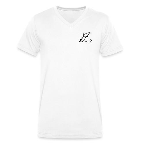 FINELINES ORLO - Men's Organic V-Neck T-Shirt by Stanley & Stella