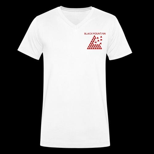 Black Mountain - T-shirt bio col V Stanley & Stella Homme