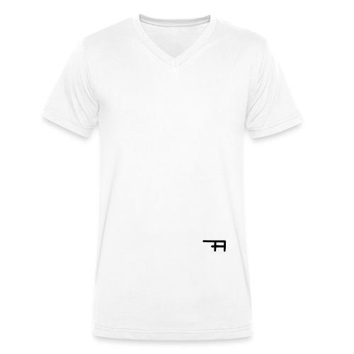 FoH - Männer Bio-T-Shirt mit V-Ausschnitt von Stanley & Stella