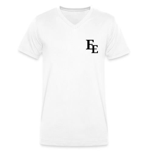 Edei EE - Ekologisk T-shirt med V-ringning herr från Stanley & Stella