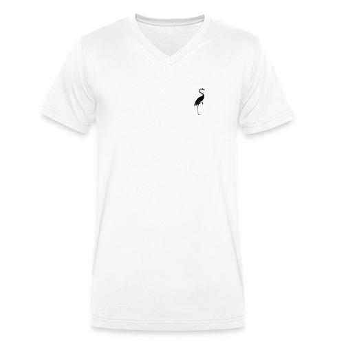 Primal - Ekologisk T-shirt med V-ringning herr från Stanley & Stella
