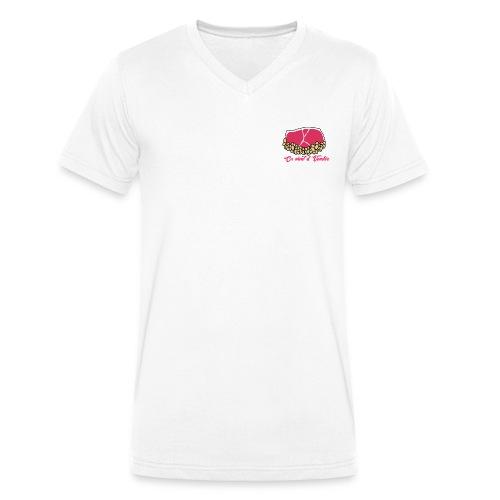 Ca vient d'Vendée - T-shirt bio col V Stanley & Stella Homme