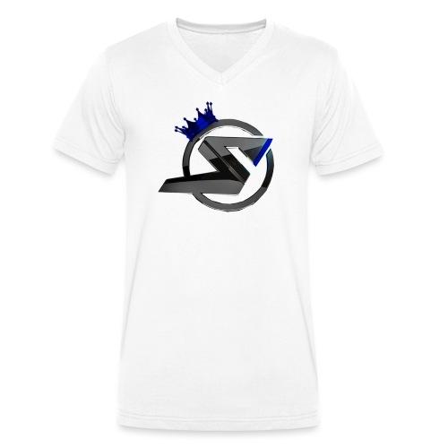dtsb png - Männer Bio-T-Shirt mit V-Ausschnitt von Stanley & Stella