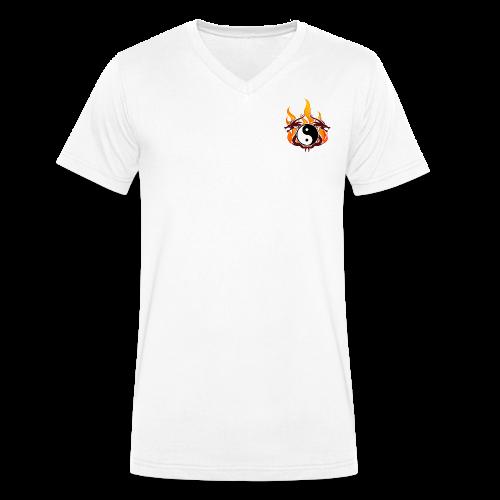 dragons - T-shirt bio col V Stanley & Stella Homme