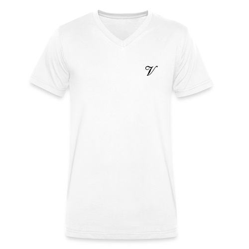 V de visionnaire - T-shirt bio col V Stanley & Stella Homme