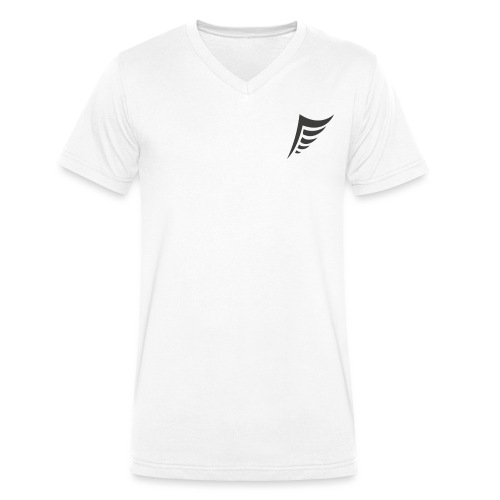 phoenixx clothing - Men's Organic V-Neck T-Shirt by Stanley & Stella