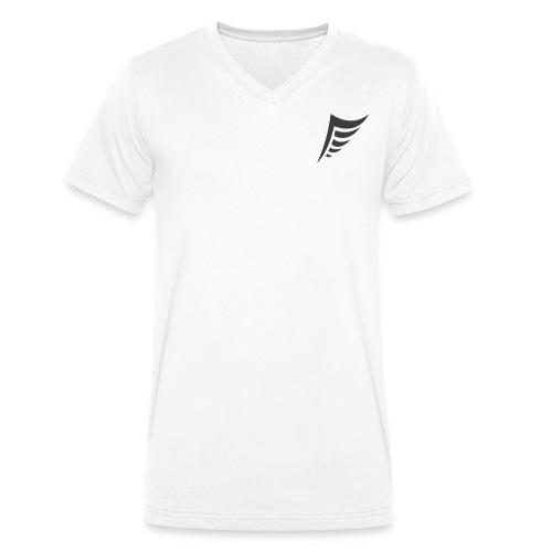 phoenixx clothing - Men's Organic V-Neck T-Shirt by Stanley & Stella
