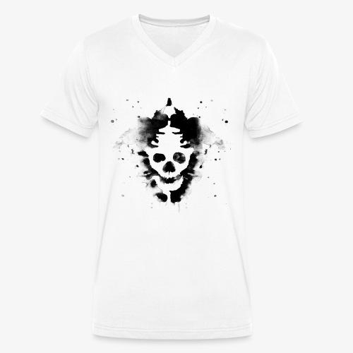 Rorschach - T-shirt bio col V Stanley & Stella Homme