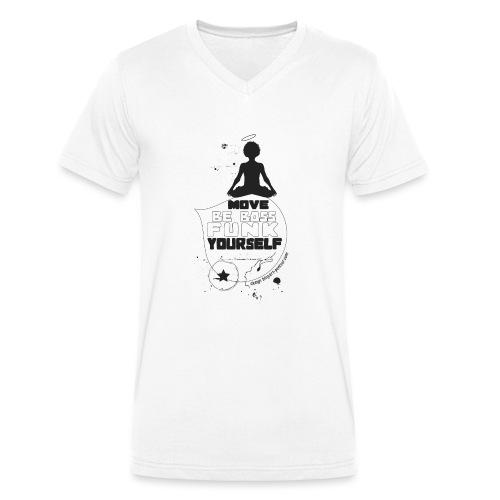 Be Funky - T-shirt bio col V Stanley & Stella Homme
