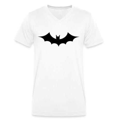 bat - T-shirt bio col V Stanley & Stella Homme