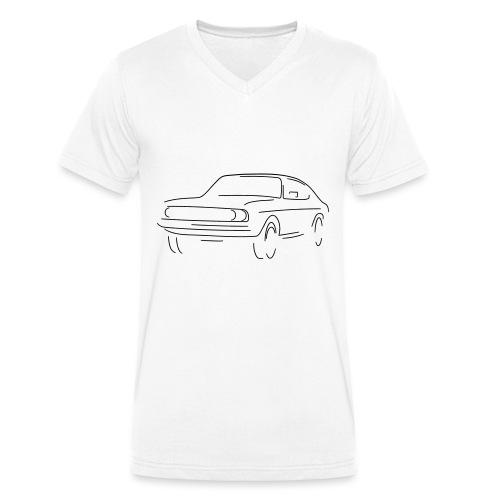 auto slight - Männer Bio-T-Shirt mit V-Ausschnitt von Stanley & Stella