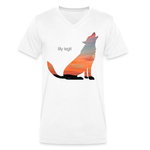 soalwCoverArtworkblackfont png - Männer Bio-T-Shirt mit V-Ausschnitt von Stanley & Stella